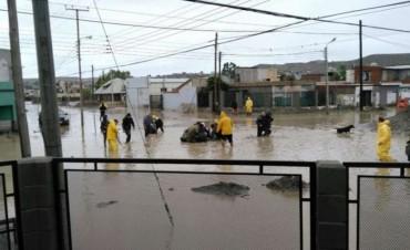 Comodoro Rivadavia: echaron a militantes de La Cámpora que se sacaron fotos con palas en las manos