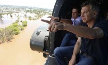 Macri visitará las zonas afectadas en Tucumán