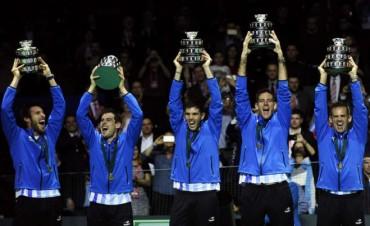 Copa Davis: Argentina enfrentará a Kazajistán