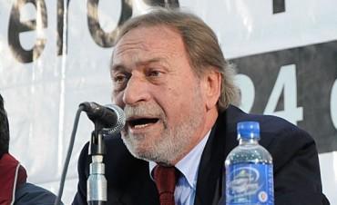Falleció el histórico dirigente Alberto Balestrini