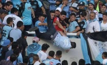 Murió Emanuel Balbo, el hincha de Belgrano que fue arrojado desde la tribuna