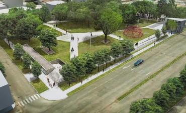 El próximo sábado se inaugura el nuevo Parque Alberdi