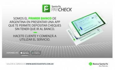 Santa Fe Paycheck se consolida como la aplicación preferida de los empresarios de la provincia
