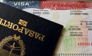 Los argentinos ya pueden tramitar en un día la Visa a EE.UU