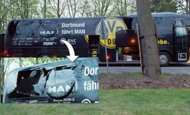 Detenido el atacante del autobús del Dortmund: quería especular en Bolsa