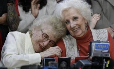 Abuelas de Plaza de Mayo recuperó al Nieto 122