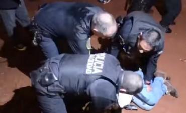 Detuvieron a 17 policías acusados de apremios ilegales contra estudiantes en Jujuy