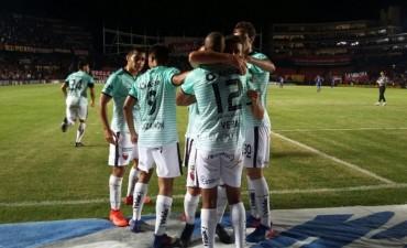 Colón venció a Tigre y prolongó su racha a seis triunfos consecutivos
