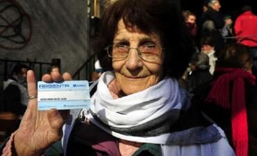 En 15 días, hubo 3749 jubilados obtuvieron la Argenta