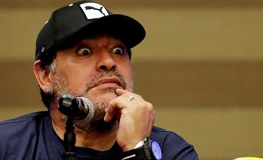 """Maradona: """"A la AFA hay que meterle una granada"""""""