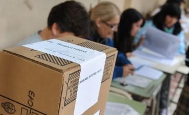 Elecciones: le pagarán $1.200 a las autoridades de mesa