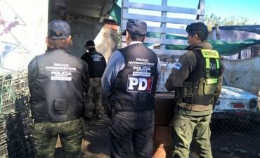 Detuvieron a un importante narco en Santo Tomé