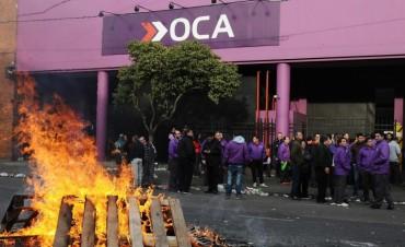 El Gobierno le suelta la mano a OCA, que queda más cerca de la quiebra