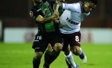 Doping positivo de un jugador de Lanús en la Copa Libertadores