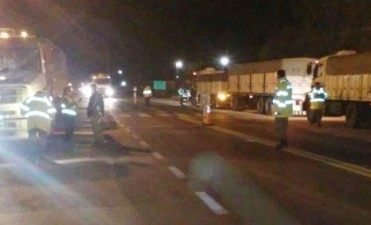 Borrachos al volante: en 36 horas hubo 24 alcoholemias positivas en controles provinciales