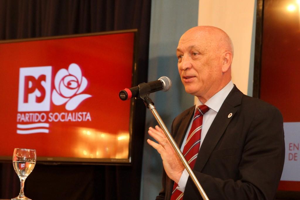 Bonfatti continúa al frente del Partido Socialista
