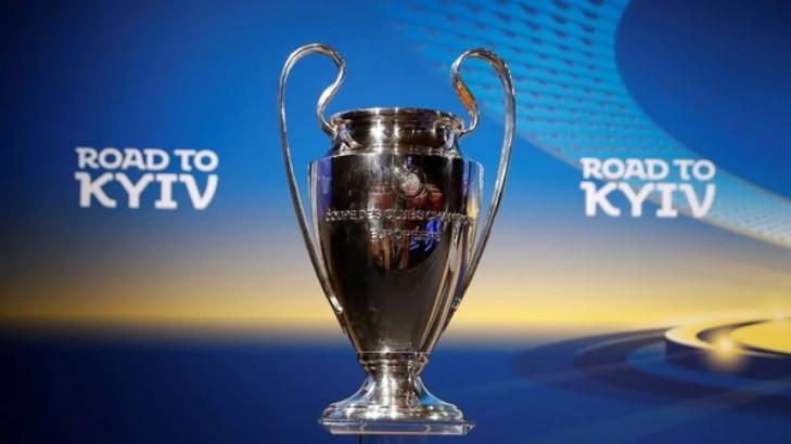 Se realizó el sorteo de las semifinales de la Champions League