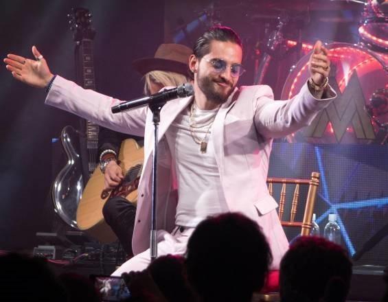 Recogen firmas para impedir concierto de Maluma en España