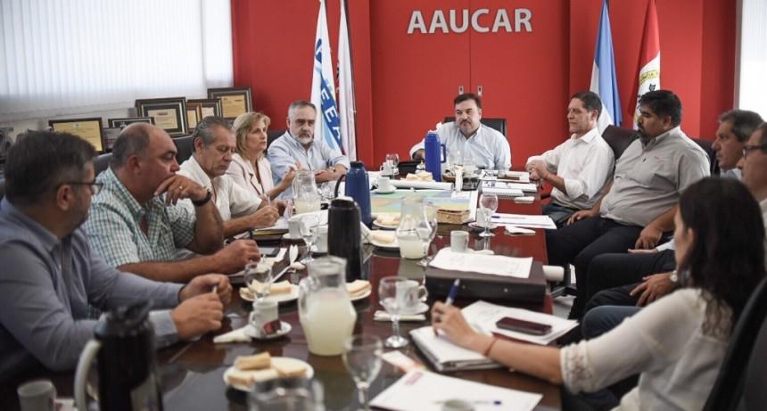 Interpuertos: Se realizó la primera reunión de la Comisión Evaluadora