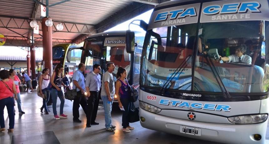 Viajar a Paraná será más caro