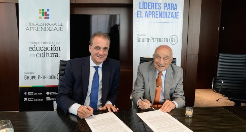 La Fundación Banco Santa Fe y ORT Argentina firmaron un convenio de colaboración para la capacitación docente