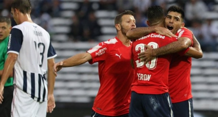 Independiente ganó en Córdoba