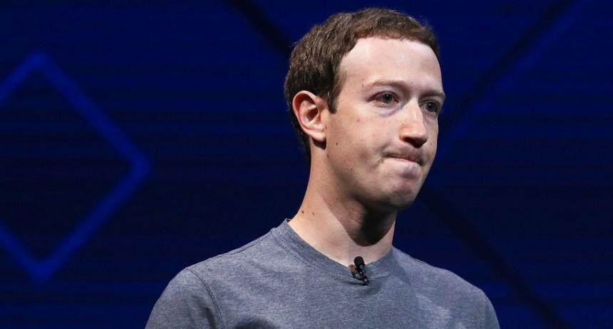 Zuckerberg se hizo responsable