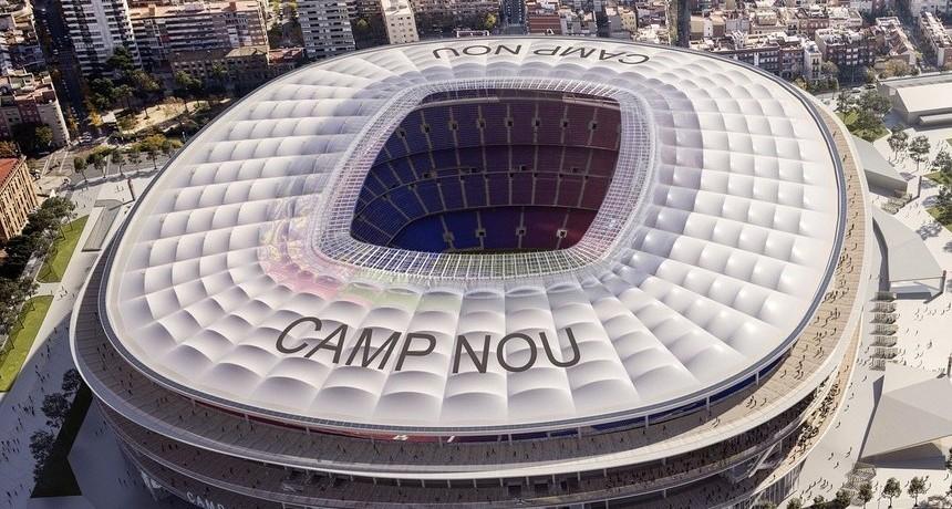 El Barcelona prepara las reformas de su estadio