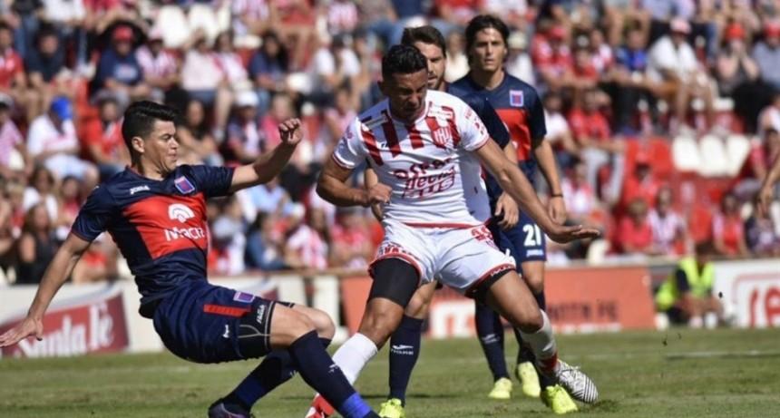 Unión y Tigre empataron en un partidazo