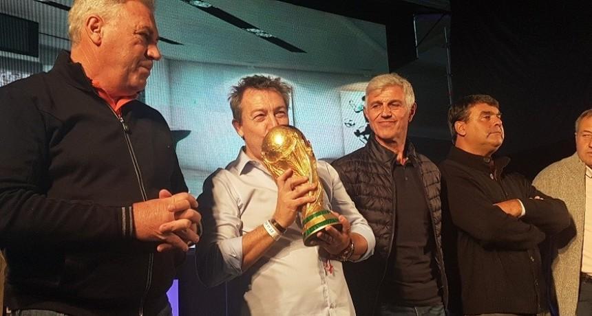 Campeones del Mundo en Santiago del Estero