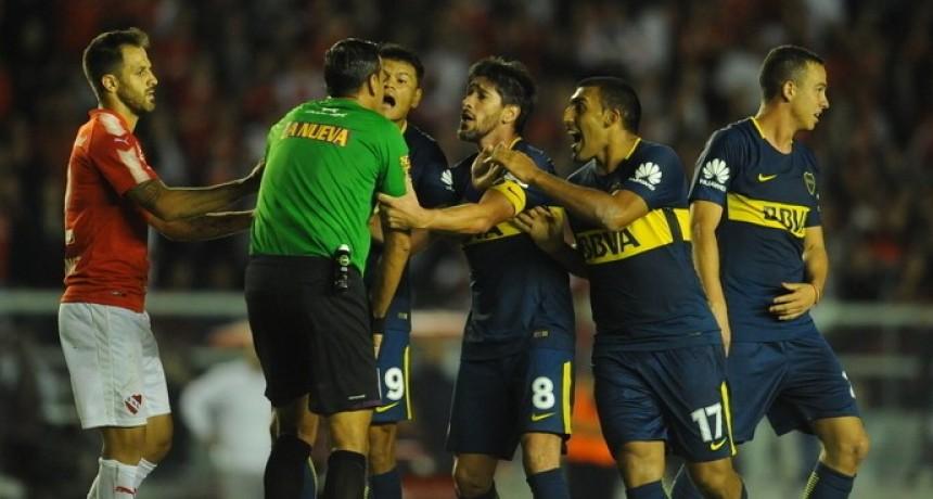 La AFA bajó a Ariel Penel, tras su polémico arbitraje en Independiente - Boca