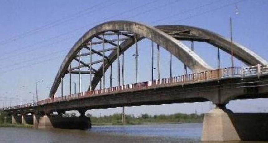 Deuda por coparticipación y el puente Santa Fe - Santo Tomé