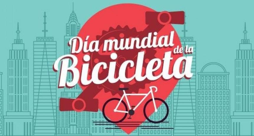 Día Mundial de la Bicicleta en Santa Fe
