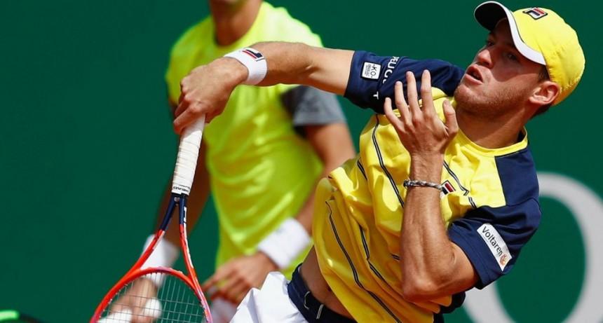 Schwartzman perdió contra Gasquet y ya no hay argentinos en Monte Carlo