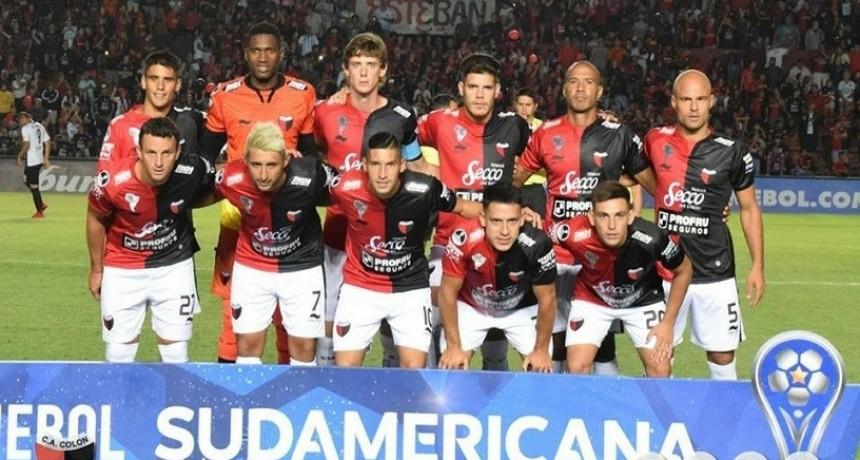 El 4 de junio Colón sabrá quién será su rival en la próxima fase de la Copa Sudamericana