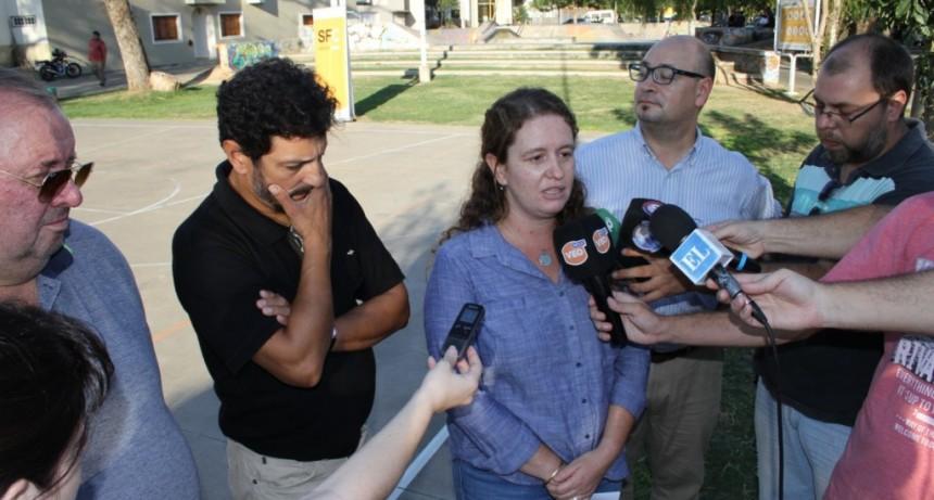 El Municipio lanzó el torneo 3X3 Santa Fe, rumbo al Mundial U-17 de Básquet