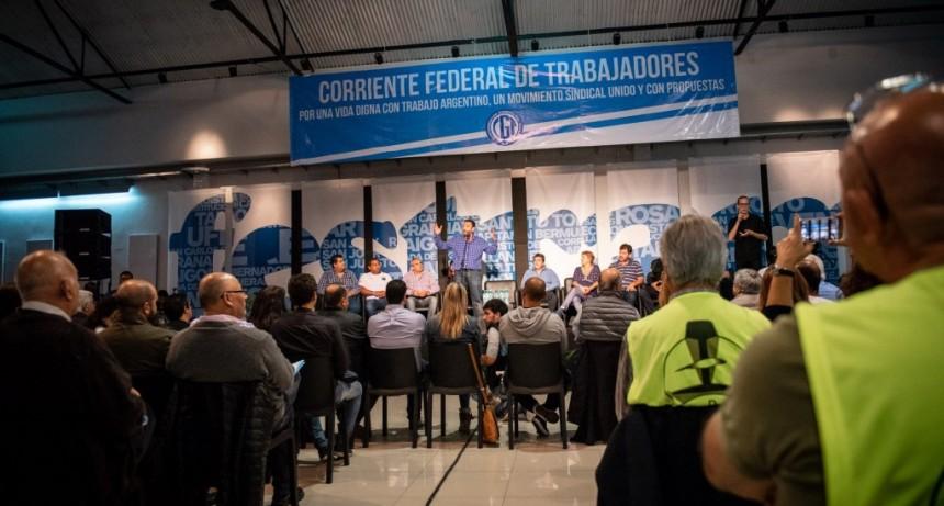 La Corriente Federal de Trabajadores y la unidad del Movimiento Obrero.