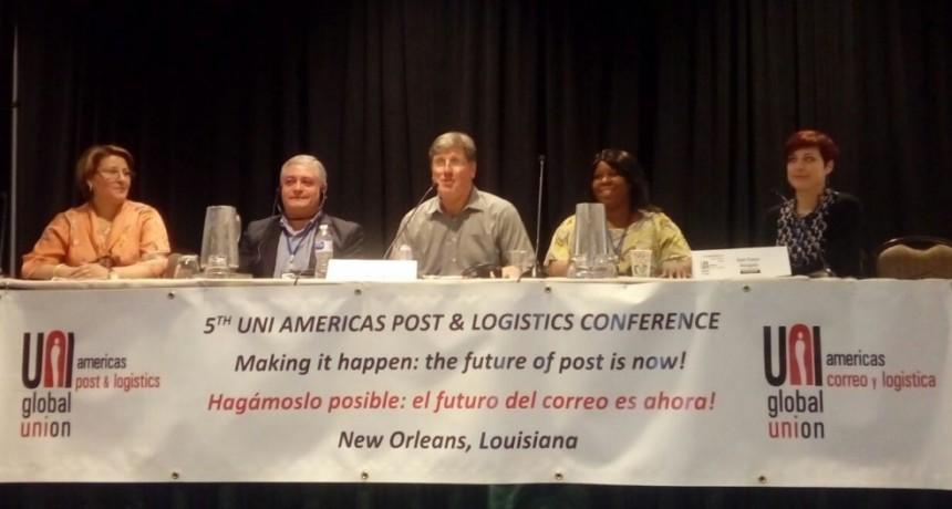 Alberto Cejas fue electo Vicepresidente de UNI Américas Postal y Logística