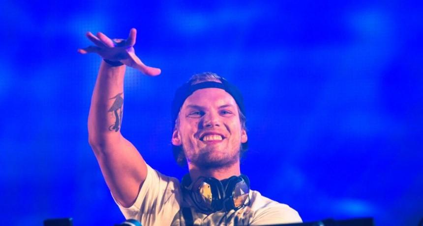 Las cinco canciones más escuchadas de Avicii