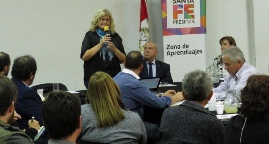 La provincia coordina acciones para fortalecer la Educación Ambiental