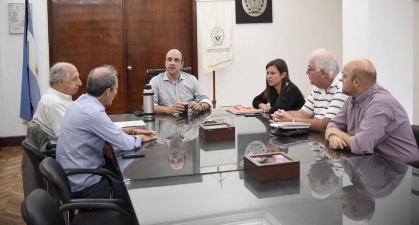El Municipio reafirmó su compromiso contra el antisemitismo y en defensa de la democracia