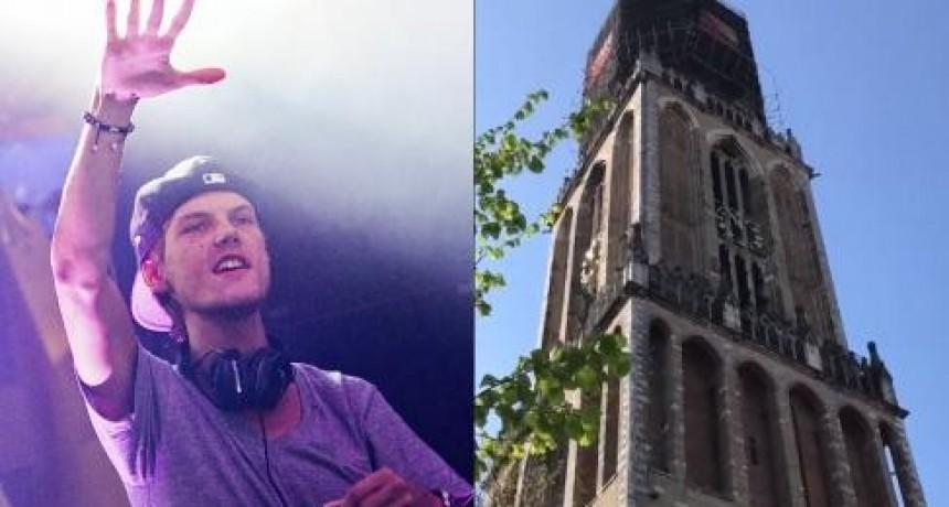 Una iglesia de Holanda realizó un particular homenaje a Avicii