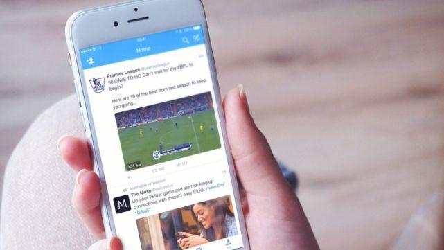 Twitter presentó su función para compartir fragmentos de videos en vivo