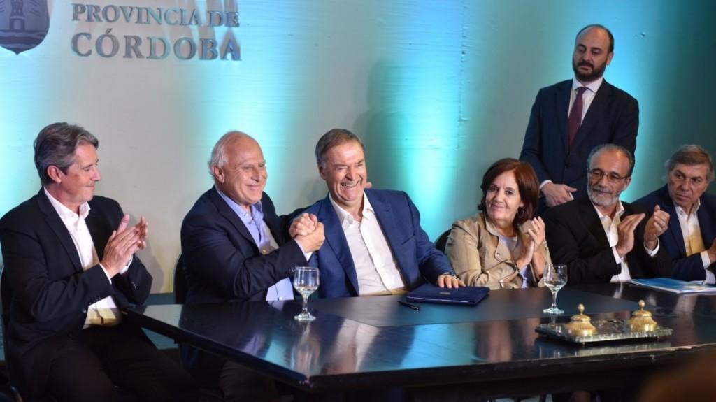 Avanza el proyecto para construir el acueducto interprovincial Santa Fe - Córdoba