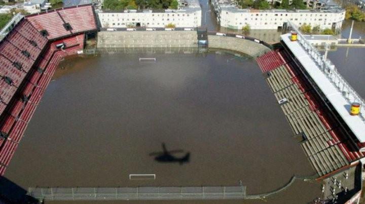 A 16 años de la inundación