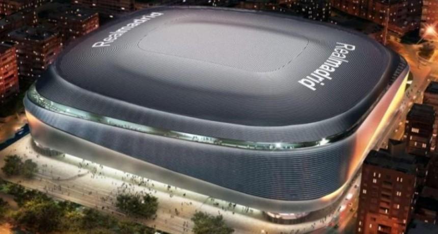 Reformarán el Santiago Bernabéu