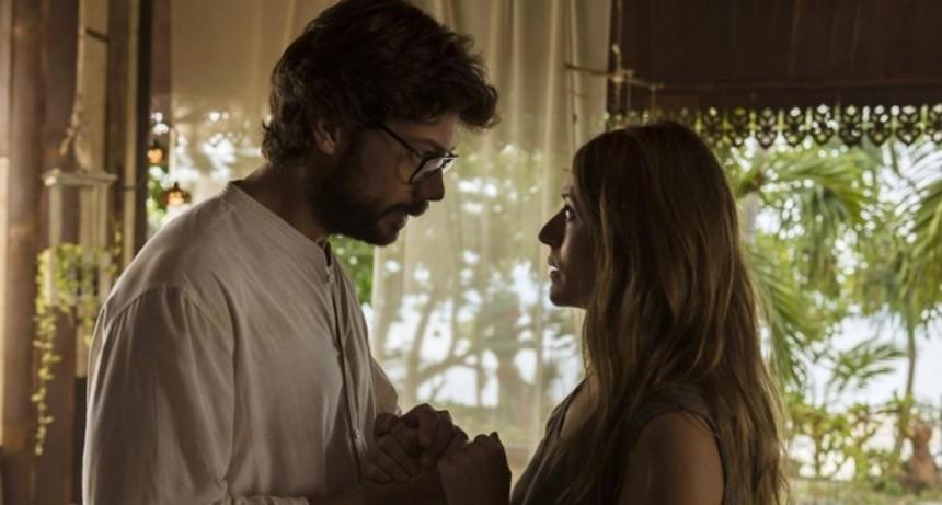 Netflix: Revelaron más imágenes de La Casa de Papel 3