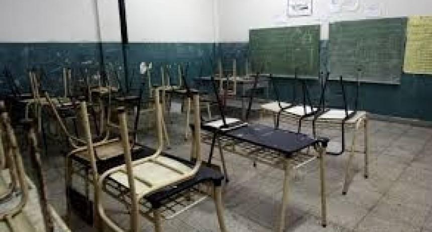 Comienza un nuevo paro docente en Santa Fe