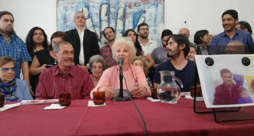 Desde Abuelas de Plaza de Mayo anunciaron que encontraron a la nieta 129