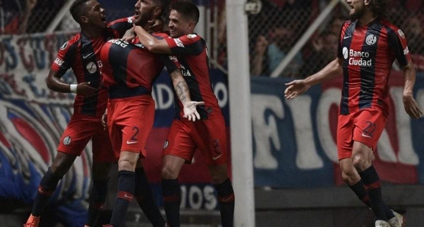 San Lorenzo le ganó a Melgar por Copa Libertadores